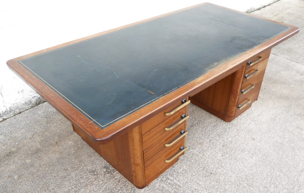 Office Writing Desk Amp Matching Filing Cabinet Amp Display